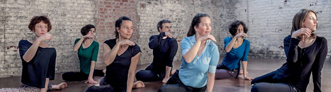 Feldenkrais Method - Eyes organise body