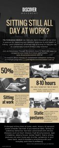 Discover Movement Infographic Sitting